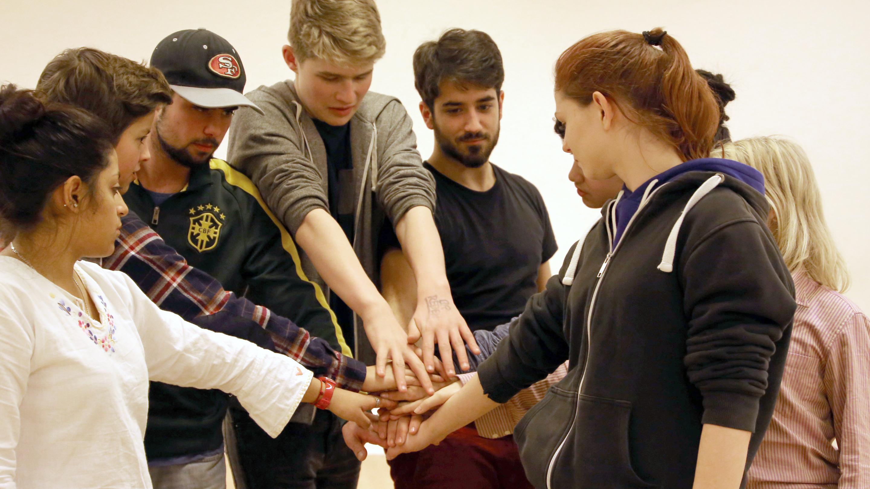 ACT macht Vielfalt als Glücksfall sichtbar. Wir brauchen die Verschiedenheit, damit jeder etwas eigenes beitragen kann.